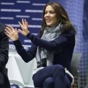 Princesse Mary : Sportive glamour avec Wozniacki, loin du carnage de Fredensborg