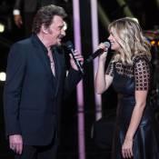 Johnny Hallyday, Le Grand Show : Louane, Shy'm et Adele réunies pour lui