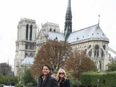 REPORTAGE PHOTOS : Les Feux de l'amour à Paris : après Victor et Ashley (avec son fils), voici... les stars Nick et Sharon !