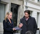 Joshua Morrow et Sharon Case