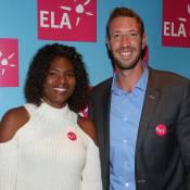 Alain Bernard et Muriel Hurtis : Un joli duo sportif investi pour ELA