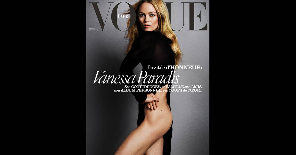 Vanessa paradis et sa fesse nue je regrette qu 39 on en - Video dive porno ...