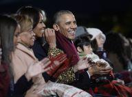 Barack Obama : Le président prépare Noël en famille, aidé de Reese Witherspoon