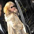 """""""Kate Moss, le bon look même pour aller chercher son journal"""""""