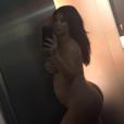 Photo de Kim Kardashian publiée le 11 août 2015.