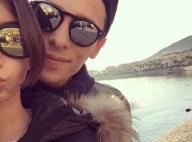 Alizée : Son chéri Grégoire Lyonnet et sa petite Annily complices en Corse