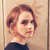 Emma Watson a coupé ses cheveux !