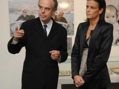 REPORTAGE PHOTOS : Stéphanie de Monaco retrouve sa mère avec Frédéric Mitterrand...
