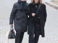 Obsèques de Luc Bondy: Jane Birkin et Laetitia Casta réunies dans le chagrin