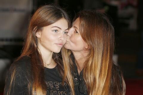 """Thylane Blondeau, fille de Véronika Loubry : """"Je n'ai jamais vu maman à la télé"""""""