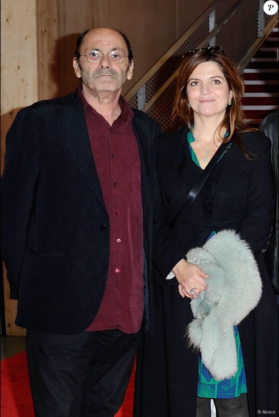 Jean-Pierre Bacri et Agnès Jaoui- Inauguration du cinéma Le Méliès à Montreuil, le 19 septembre 2015