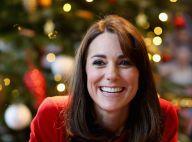 Kate Middleton : Une Mère Noël adorée qui frappe comme une vraie... Queen !
