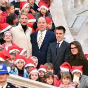 Charlene et Albert : Le joyeux Noël des enfants de Monaco, avec Louis et Camille