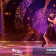 EnjoyPhoenix et Yann-Alrick, dans la demi-finale de  Danse avec les stars 6 , le vendredi 18 décembre 2015 sur TF1.