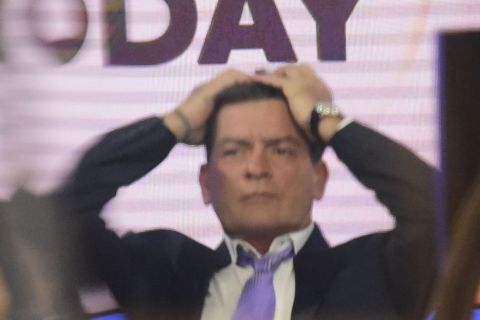 Charlie Sheen, Danny Pintauro... Quand les stars abordent la maladie