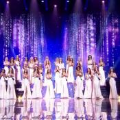 Miss France 2016 : Les 31 Miss font le show... Et une chute en direct !