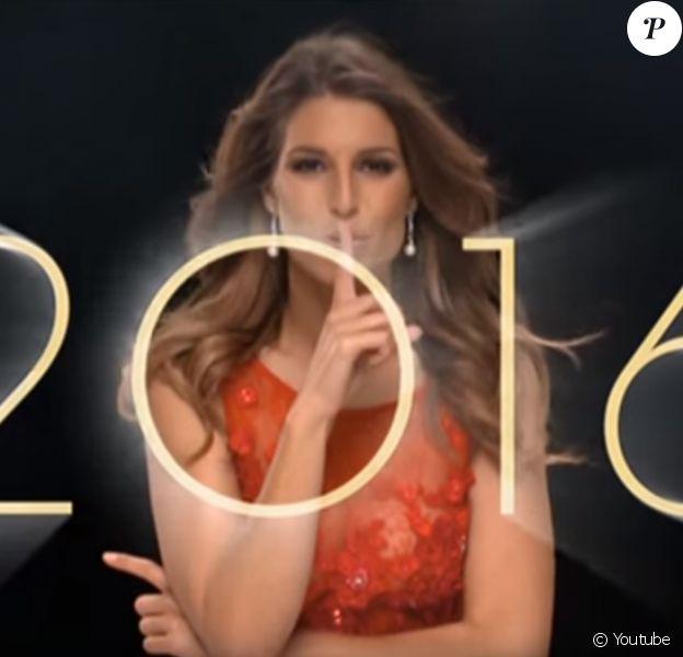 Miss France 2016, la bande annonce. Décembre 2015.