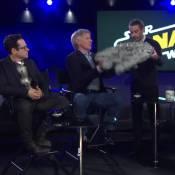 Harrison Ford : Son énorme maladresse devant un fan de Star Wars médusé