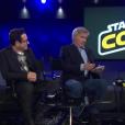 Harrison Ford pète les plombs devant un fan de Star Wars médusé chez Conan O'Brien.