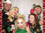Gwen Stefani et Blake Shelton irrésistiblement drôles en tenue de Noël