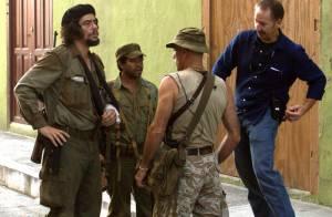 Benicio Del Toro : rencontre avec le président bolivien, Evo Morales