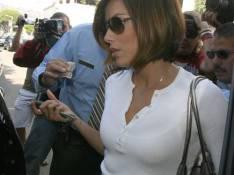 REPORTAGE PHOTOS : Eva Longoria, c'est quoi ce t-shirt transparent ?