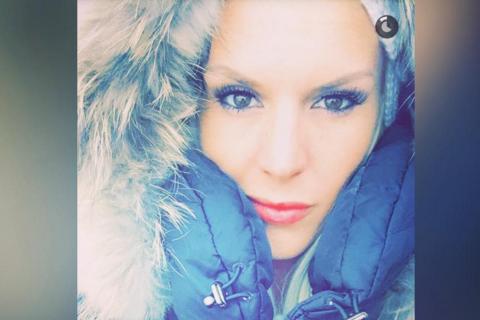 Amélie Neten : Vacances au ski avec son fils Hugo, pro du tire-fesses !