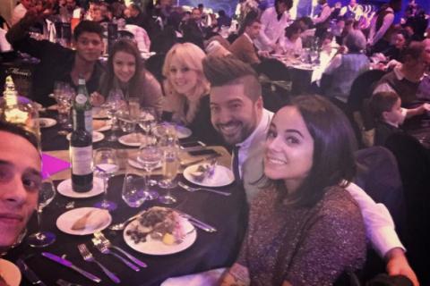 Rayane Bensetti et Denitsa, Alizée et Grégoire : Leur réveillon chez Mickey !