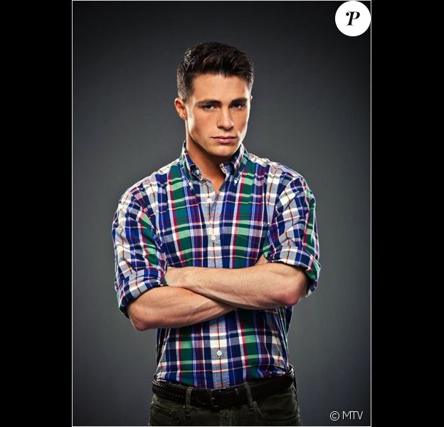 Colton Haynes - Photo promo de Teen Wolf