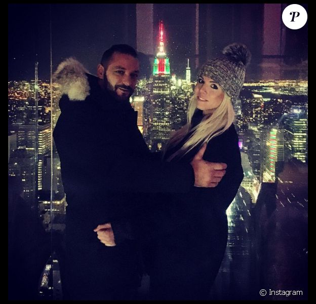Jessica (Les Marseillais) et Piou : Surprise d'anniversaire au Rockefeller Center !