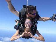 Nina Dobrev : Saut en parachute et rencontre avec les requins à Hawaï !