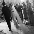 Clementine Goutal et Andres Rodriguez mariés - Photo publiée le 6 décembre 2014
