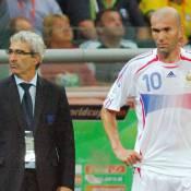 """Zidane, coach du Real : Pour Raymond Domenech, ce n'est """"pas un gentil mec"""""""
