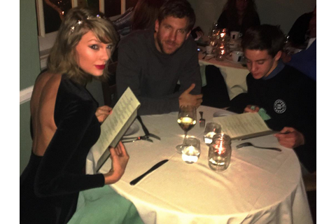 Taylor Swift et Calvin Harris : Quand un fan s'invite à leur rencard...