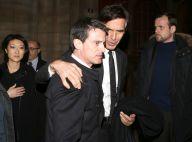 Pierre Boulez : Manuel Valls et Anne Gravoin à un hommage plein de caractère