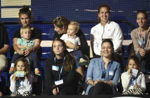 Roger Federer : Ses jumelles et ses jumeaux, adorables fans de papa avec Mirka