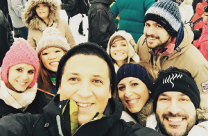 Top Chef et MasterChef : Complicité au pied des pistes de ski pour les anciens !