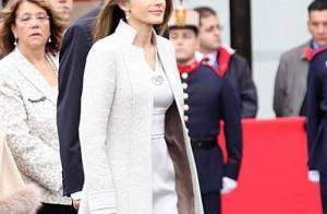REPORTAGE PHOTO : La princesse Letizia a illuminé la fête nationale !