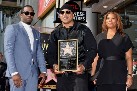 LL Cool J étoilé : Acclamé par P. Diddy, Queen Latifah et ses copains de NCIS