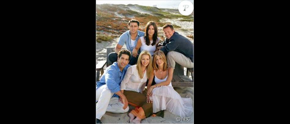 Image promotionnelle de la série Friends