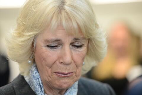 Camilla Parker Bowles en proie aux larmes face à une réalité violente