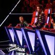 Gabriella dans The Voice 5, le samedi 30 janvier 2016, sur TF1