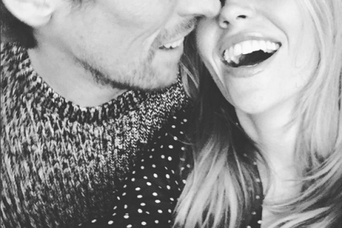 Abbey Clancy et Peter Crouch : Un rare moment de tendresse immortalisé...