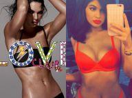 Kendall et Kylie Jenner : Duo ultra sexy en bikini et lingerie