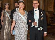 Victoria et Sofia de Suède enceintes : Leurs étincelantes rondeurs en imposent