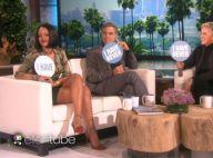 George Clooney et Rihanna font de coquines confidences à Ellen DeGeneres !