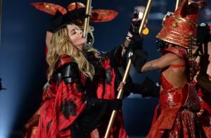 Madonna : Une visite désespérée à Londres pour voir son fils Rocco