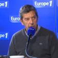 Michel Cymes, dans  Sortez du cadre  sur Europe 1, le samedi 6 février 2016.