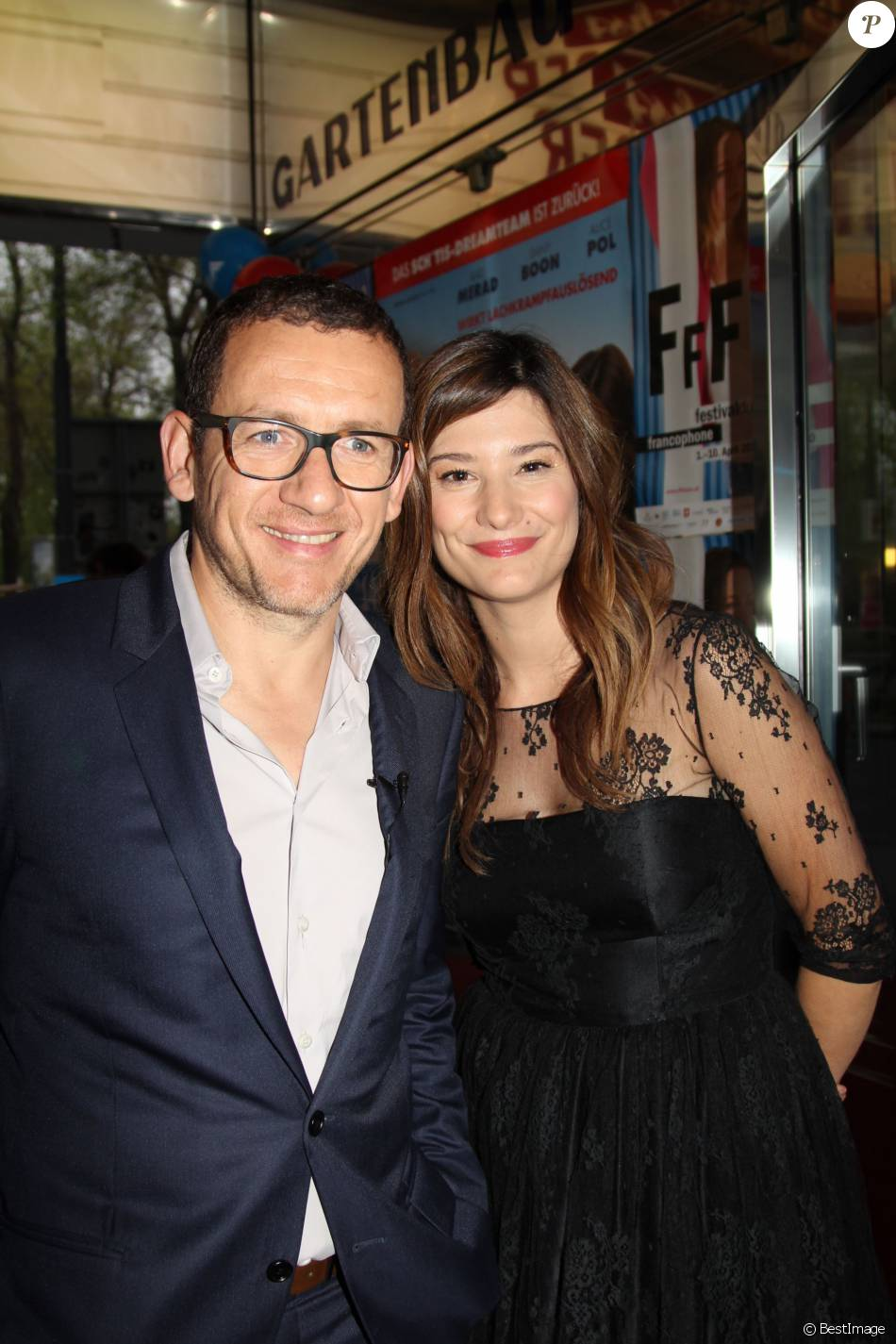 dany boon et alice pol assistent la premi re du film. Black Bedroom Furniture Sets. Home Design Ideas