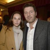 Vanessa Demouy : Spectatrice amoureuse de Philippe Lellouche avec les VIP